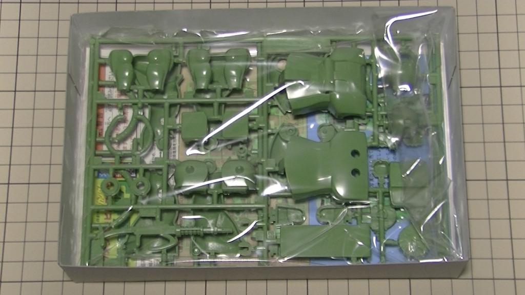 1/144 ZAKU ガンプラ 旧キット 量産型 ザク