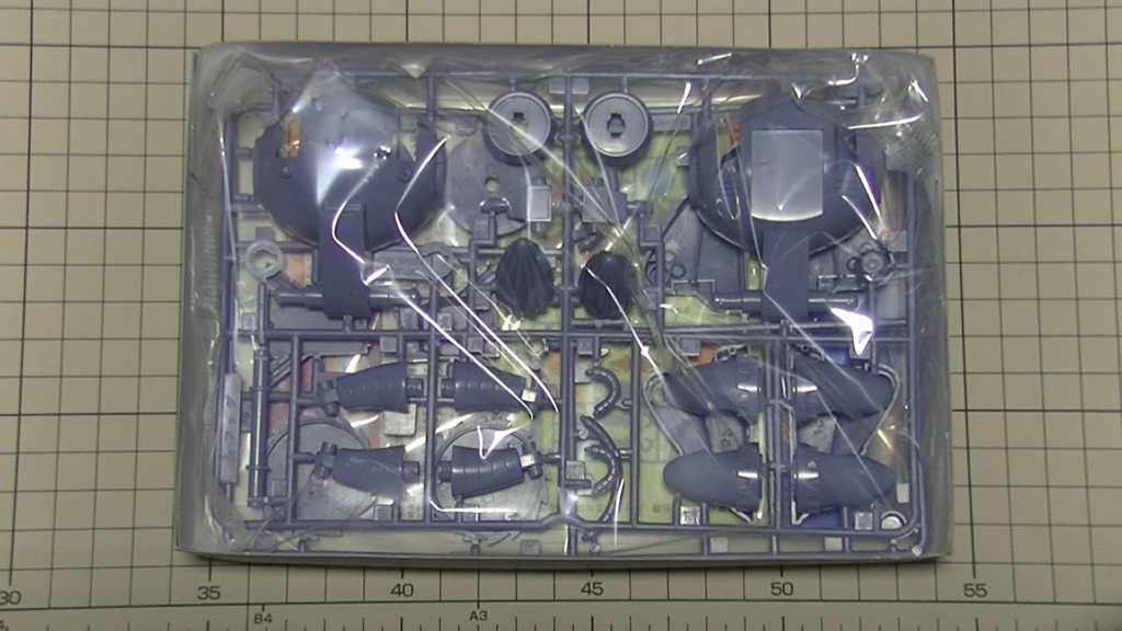 1/144 AGG  ガンプラ 旧キット アッグ