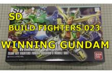SD WINNING GUNDAM ウイニング ガンダム